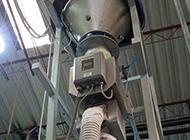 Metalldetektor für PVC-Granulierung