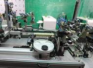 Automation mit standardisierten Bauteilen