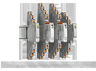 Schmalster Überspannungsschutz für 4-Leiter-Messungen