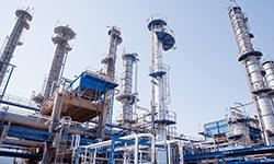 Prozessgas- und Kälteindustrie