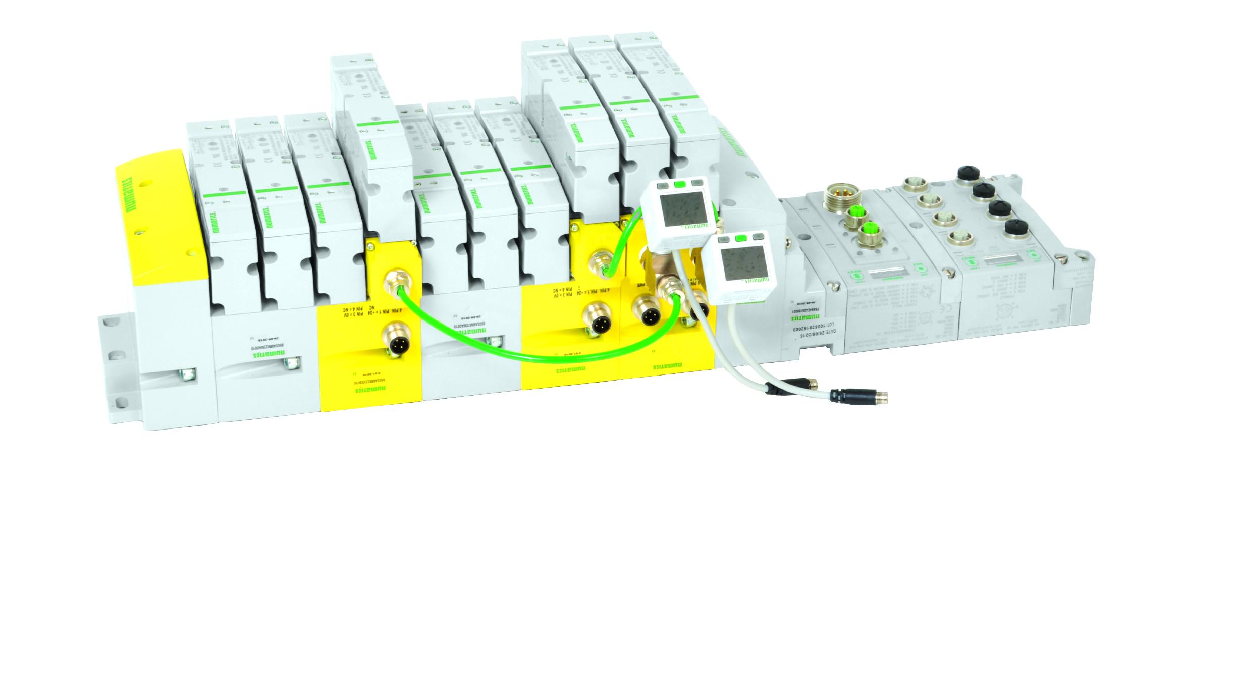 Emersons Ventilinseln mit Sicherheitszonen ermöglichen Reduzierung von Kosten und Komplexität