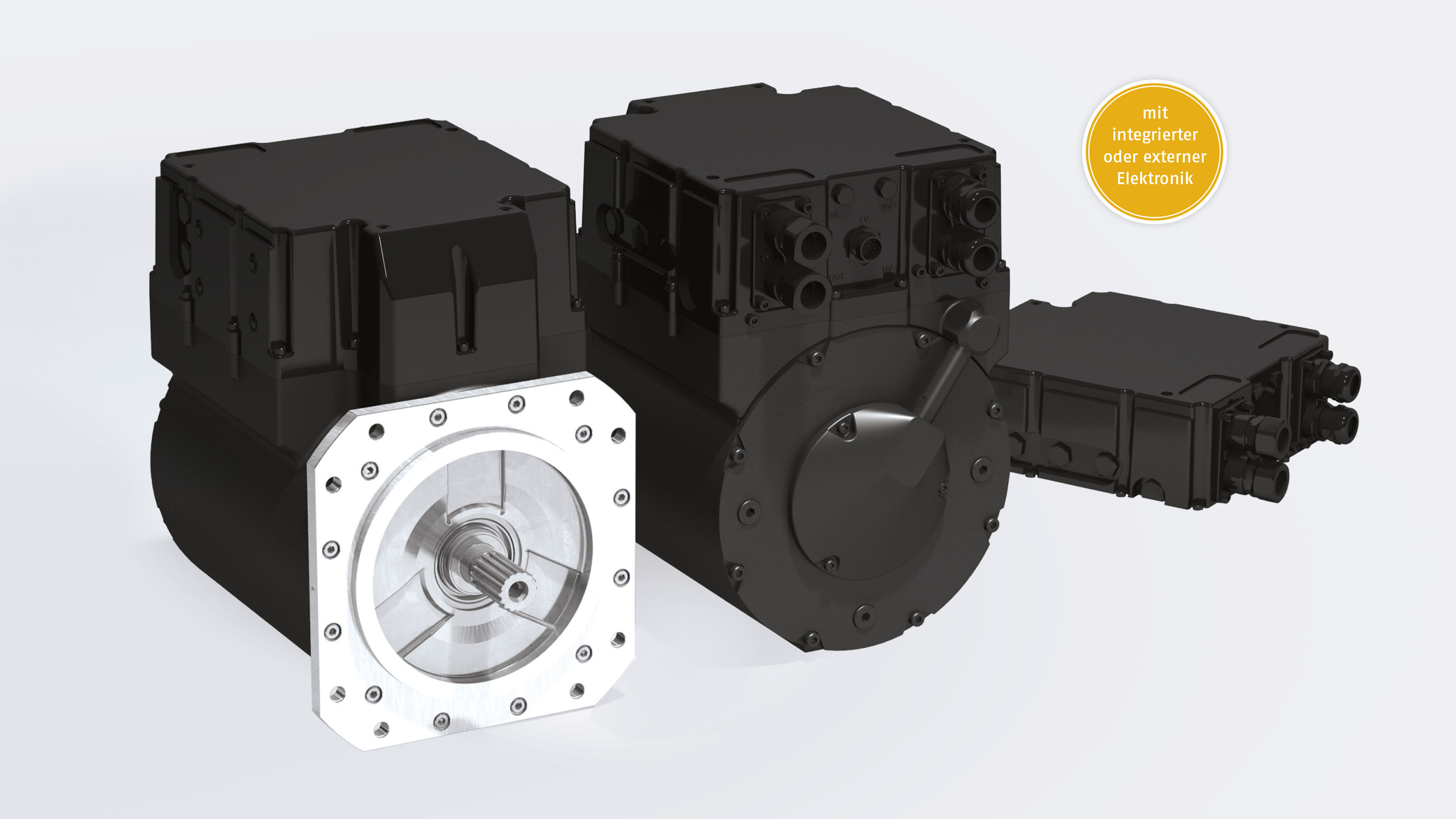 Antriebssystem powerMELA von Baumüller