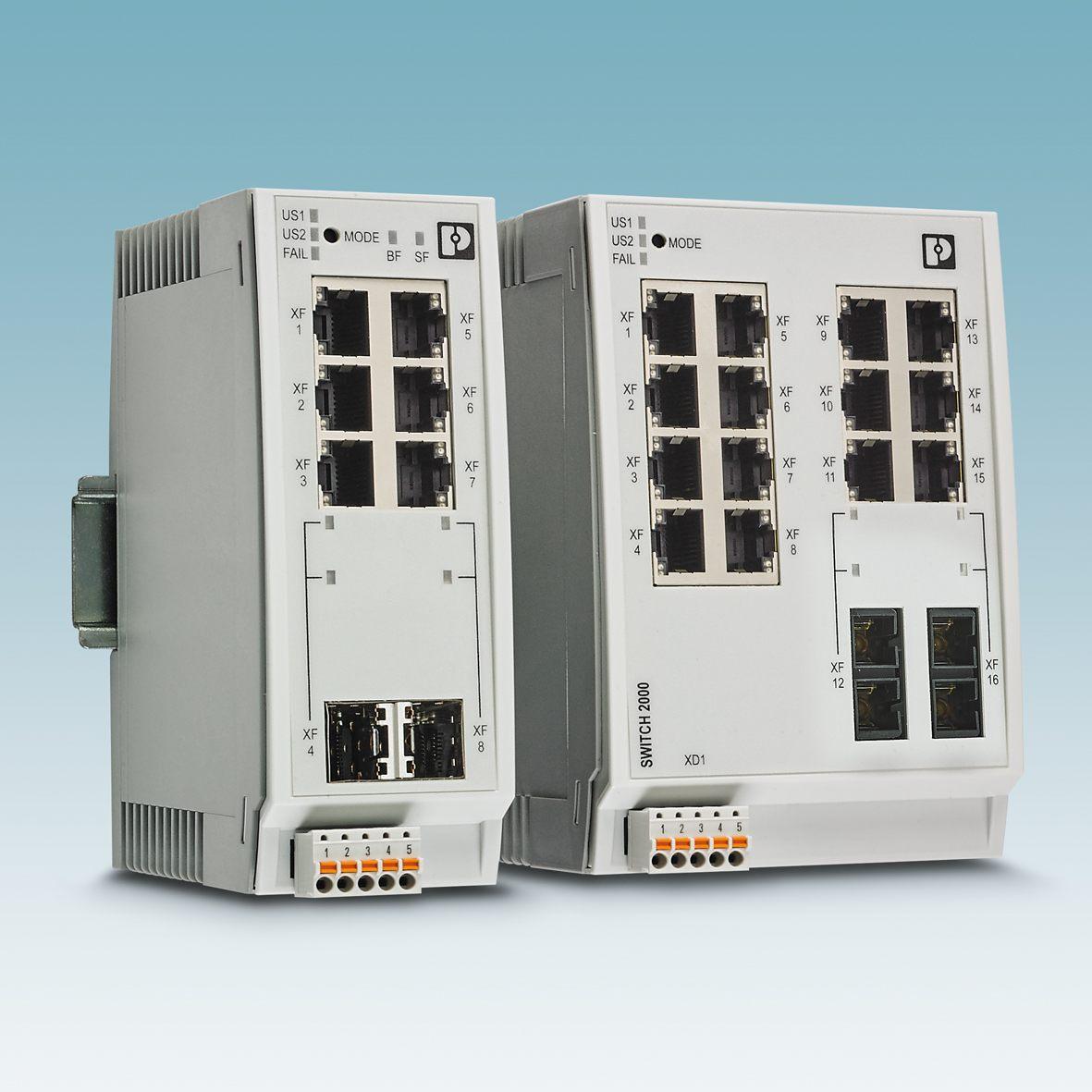 Managed Switches für wachsende Netzwerke