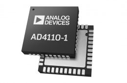 Analog Devices Introduces Software-Configurable Analog Front End With Integrated ADC for Industrial Process Control Systems