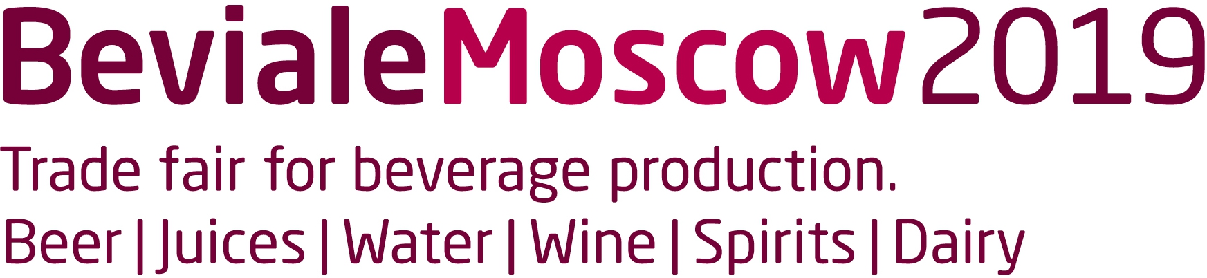 BrauBeviale Moskau Moscow Messe Trade Fair