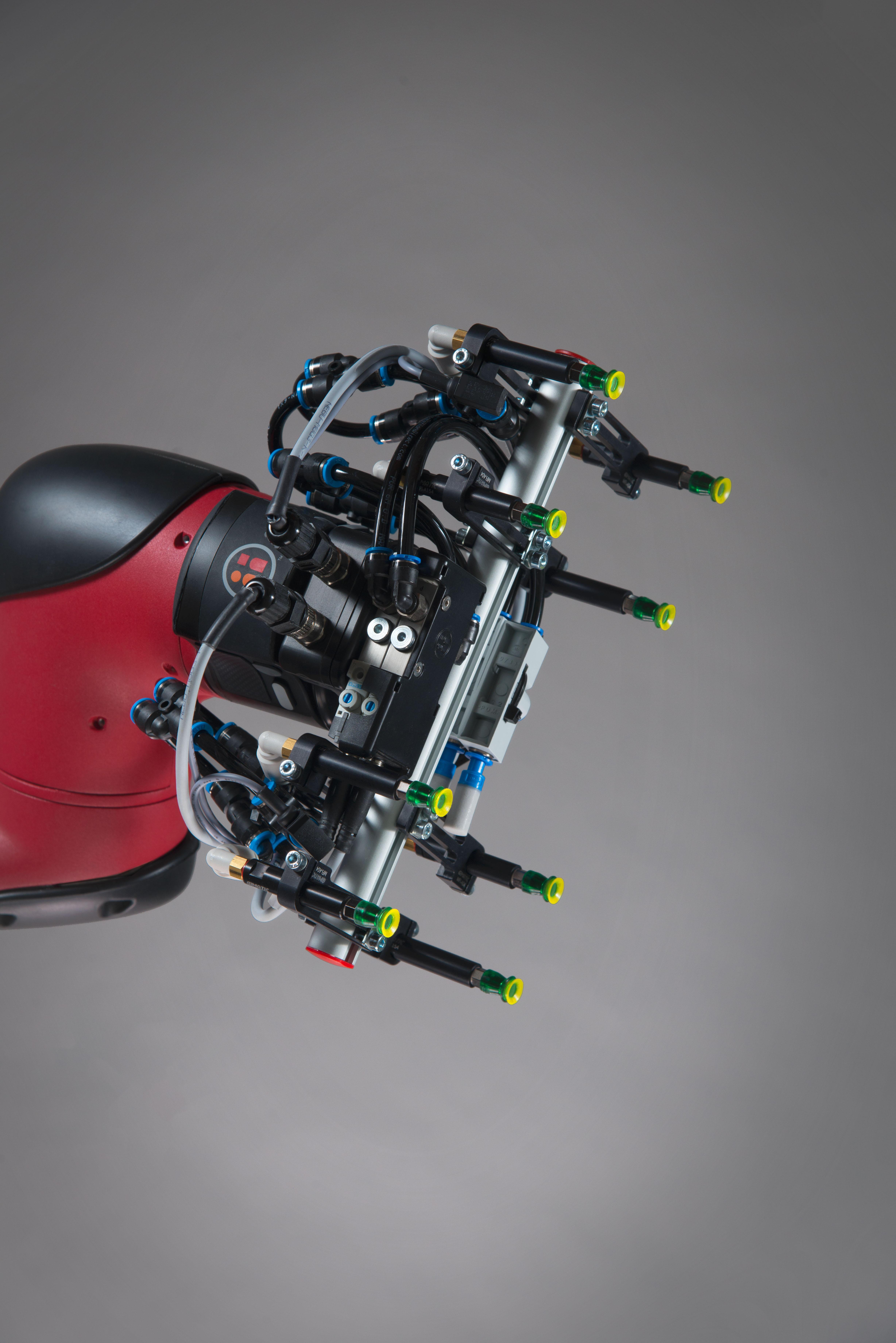 Alles im Griff: Rethink Robotics zeigt erweitertes Greiferportfolio für Cobot Sawyer auf der Automatica