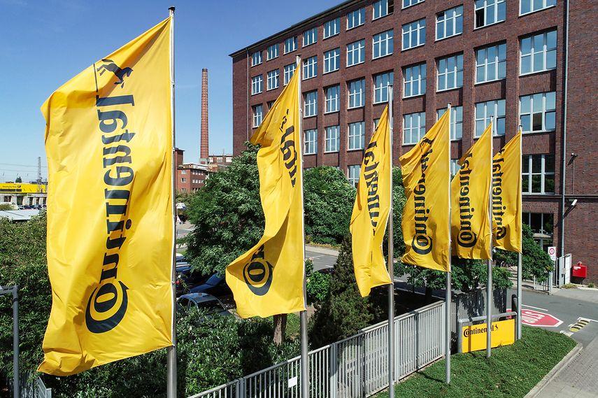 Hauptverwaltung in Hannover, Unternehmenszentrale. Bild: Continental