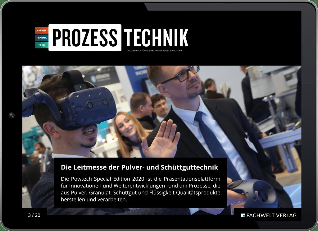 PROZESSTECHNIK E-Magazine