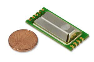 4-in-1 Sensormodul für CO2, Feuchte, Temperatur und Luftdruck E+E Elektronik