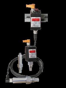 Feuchtesensoren mit IO-Link. Bild: Bühler Technologies