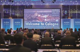 Filtech Exhibitions Internationale Messe für Filtration und Separation