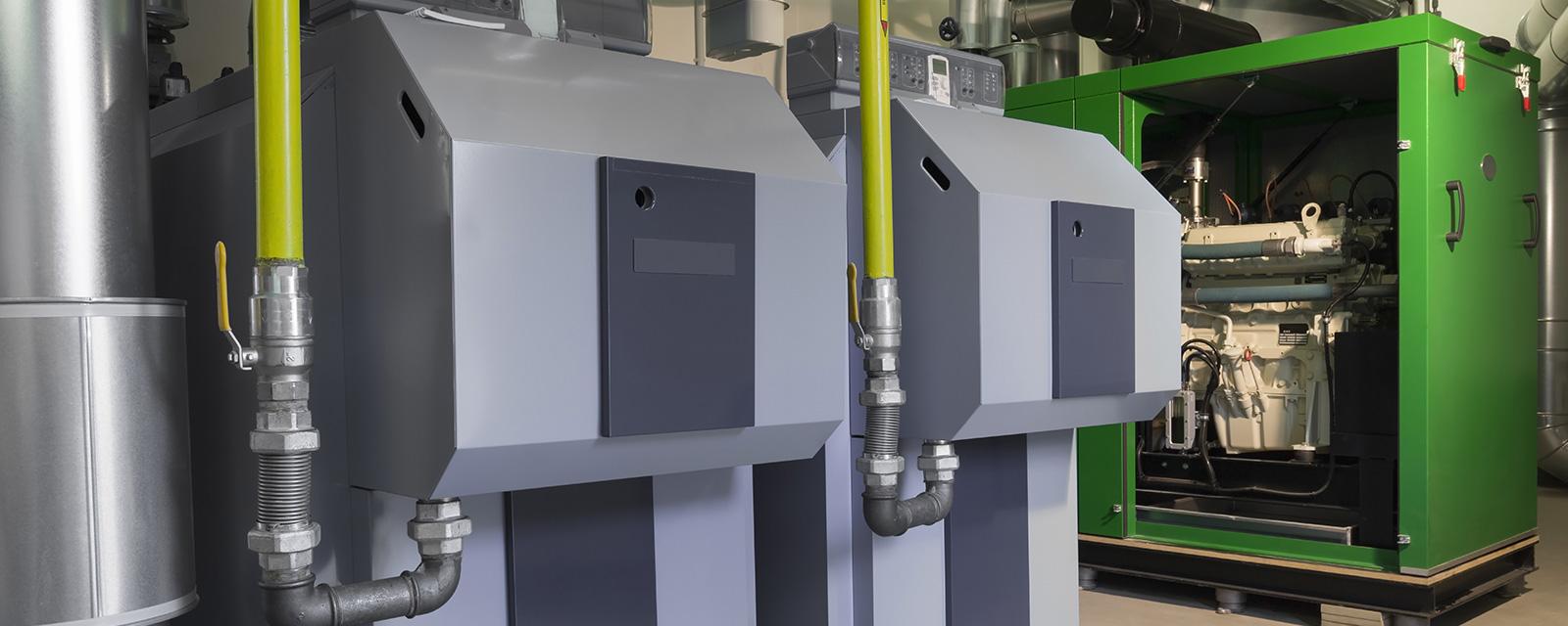 Grundlagen BHKW - dezentrale Energieerzeugung mit Blockheizkraftwerken Haus der Technik