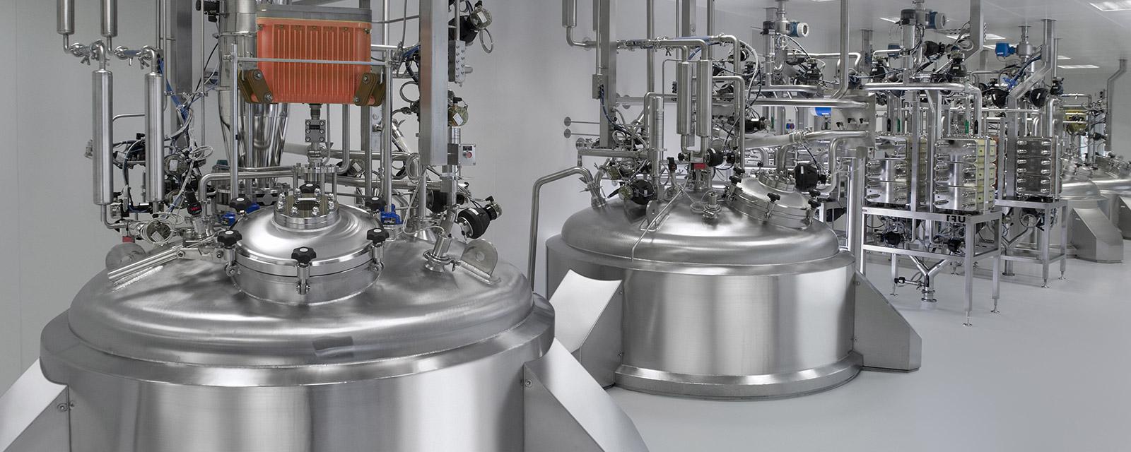 Rührwerksbehälter Homogenisieren - Wärmeübertragen - Begasen - Emulgieren - Suspendieren Haus der Technik