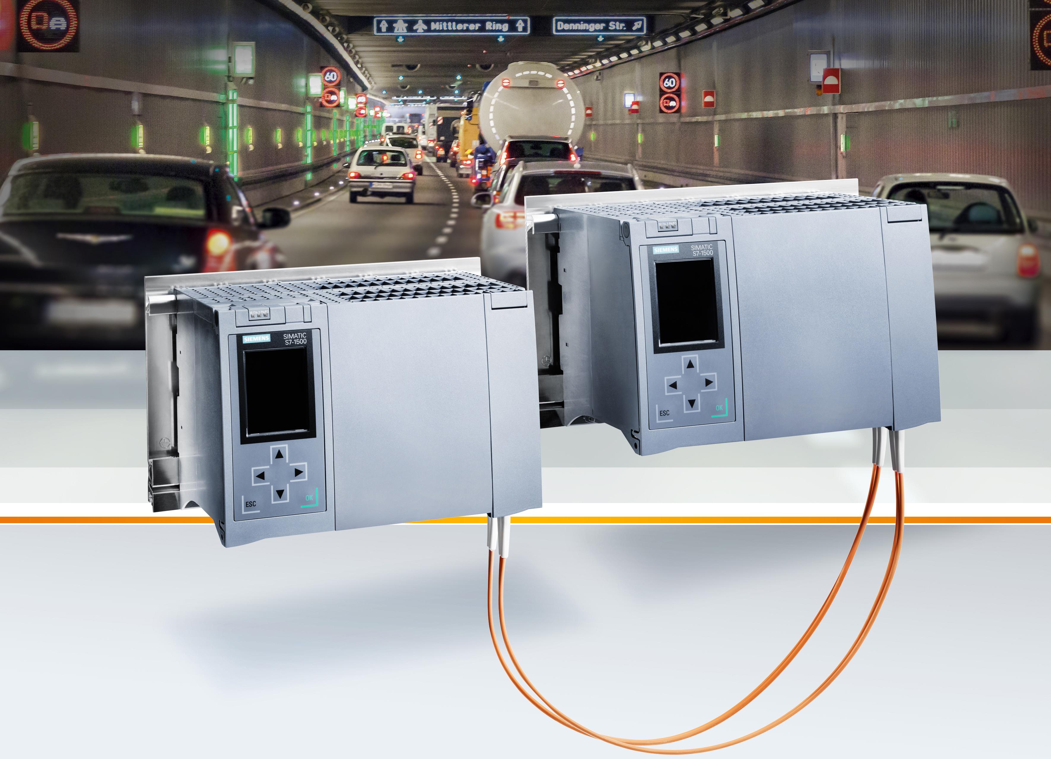 Mit neuen CPUs für redundante Automatisierungsanwendungen erweitert Siemens sein Portfolio der Advanced Controller Simatic S7-1500. Bei Ausfall einer CPU übernimmt die Back-Up-CPU automatisch die Steuerung des Prozesses.