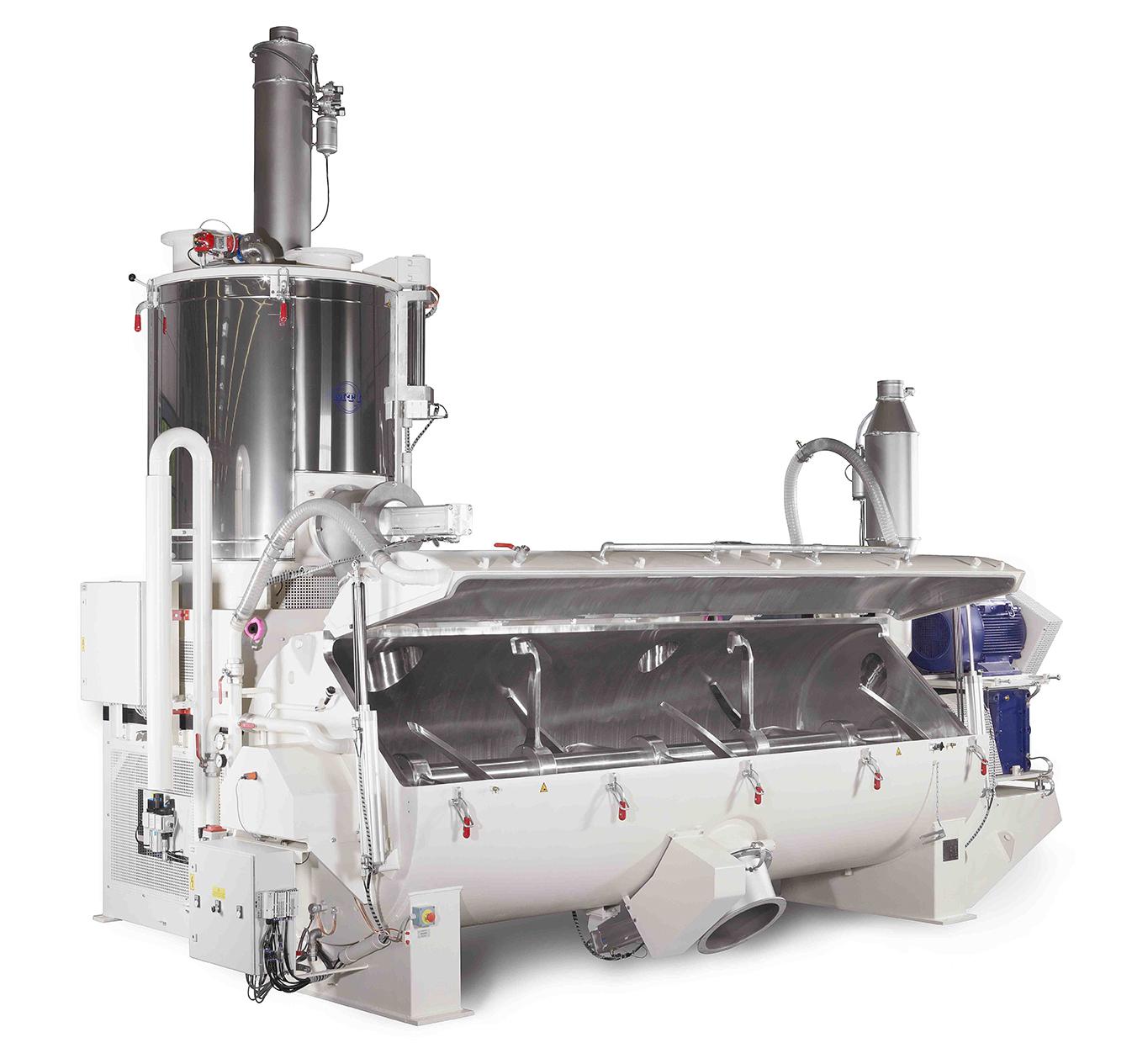 MTI Mischtechnik Heiz-/Kühlmischer-Kombination