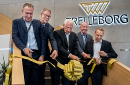 Trelleborg eröffnet Innovation Center für Sealing Solutions in Deutschland
