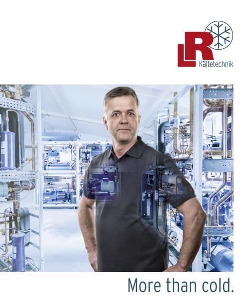 LR Kältetechnik Imagebroschüre