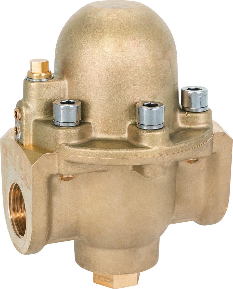 IMI Norgren-Dom-Druckminderer der Serie C31 haben sich vielfach in der Praxis bewährt, sind langlebig und wartungsarm.