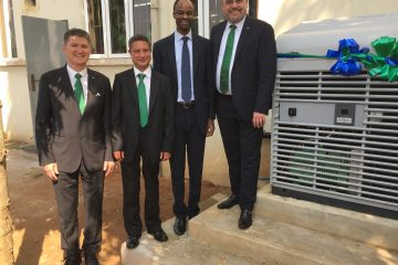 Neue Partnerschaft: BITZER und das Institute for Industrial Technology in Nigeria