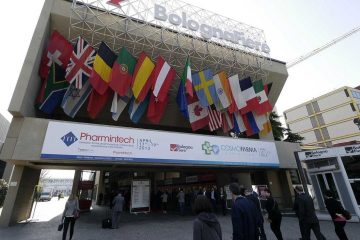Pharmintech Italien Bologna Italy Messe Trade Fair Pharma Industrie