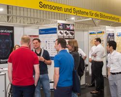 Themenstand Sensoren und Systeme für die Bildverarbeitung