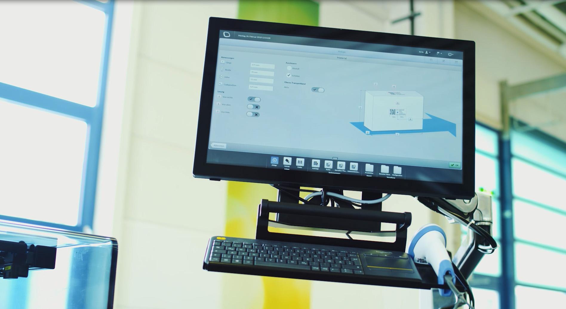 Die intuitiv bedienbare Software ist individuell konfigurierbar und in drei Ausbaustufen verfügbar: auf Maschinen-, Standort- und standortübergreifender Ebene.