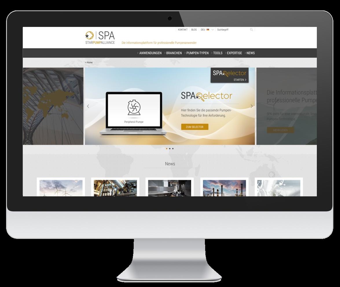 Star Pump Alliance vereinfacht die Pumpen-Suche für professionelle Anwender