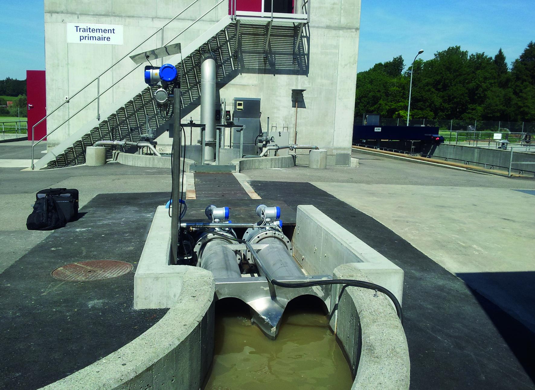 Tidalflux Durchflussmessgerät für teilgefüllte Rohrleitungen jetzt mit Profinetverfügbar.