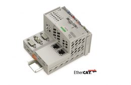 Wago Controller PFC200 mit neuem Funktionsumfang EtherCAT-Master