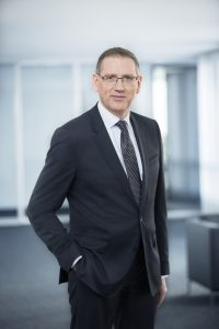 Portrait of Georg Weber 2018 Chief Technical Officer (CTO)