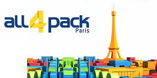 All4Pack Paris Messe Trade Fair