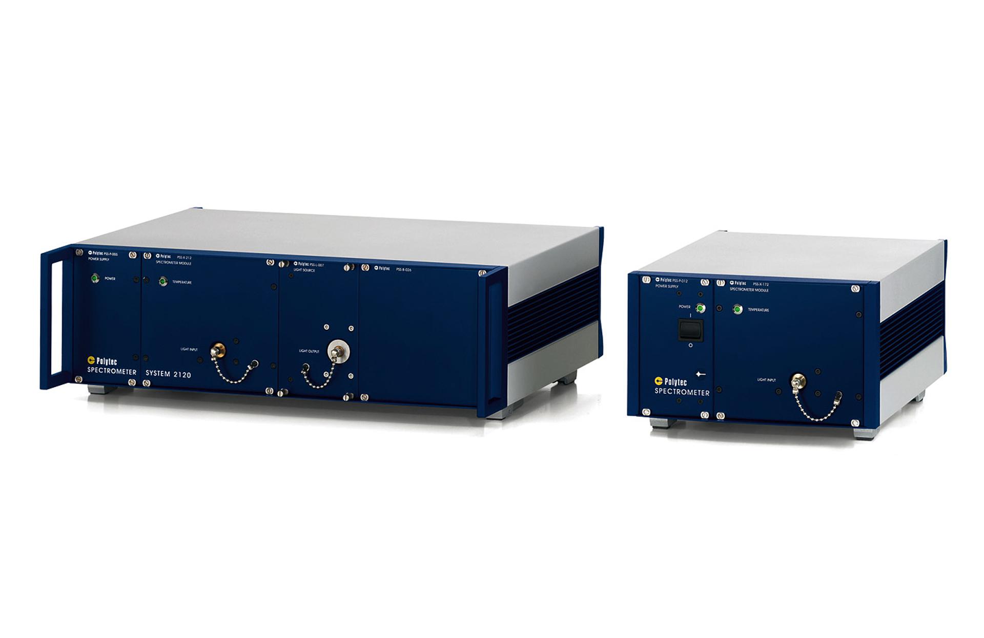 Weiterentwicklung der Prozessspektrometer
