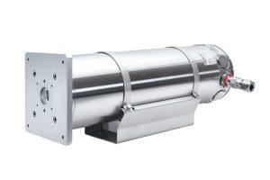 Ex-Schutzgehäuse für Infrarot Strahlungsthermometer Heitronics