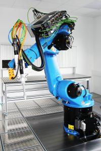 ViscoTec Kuka Roboter Industrie