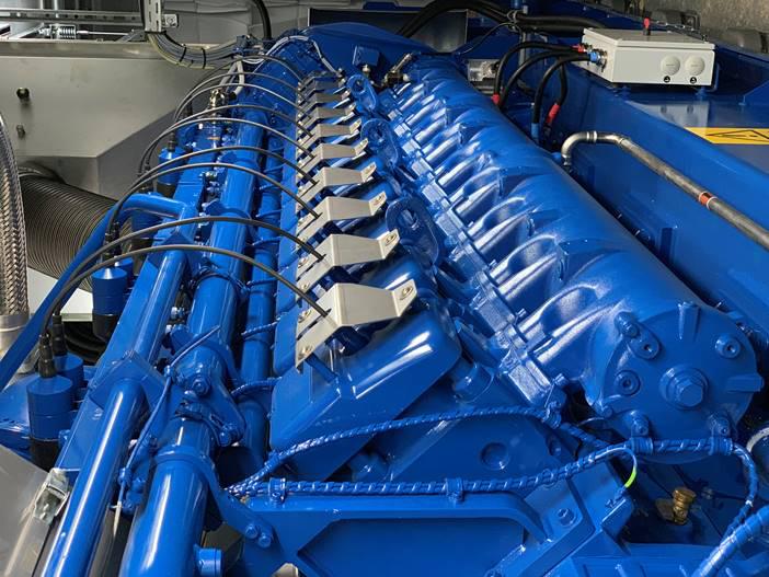 ETW Energietechnik erweitert Biogasanlage