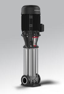 Grundfos Hochdruckpumpen CR 95, CR 125 und CR 155 - modulares Design ermöglicht Customizing
