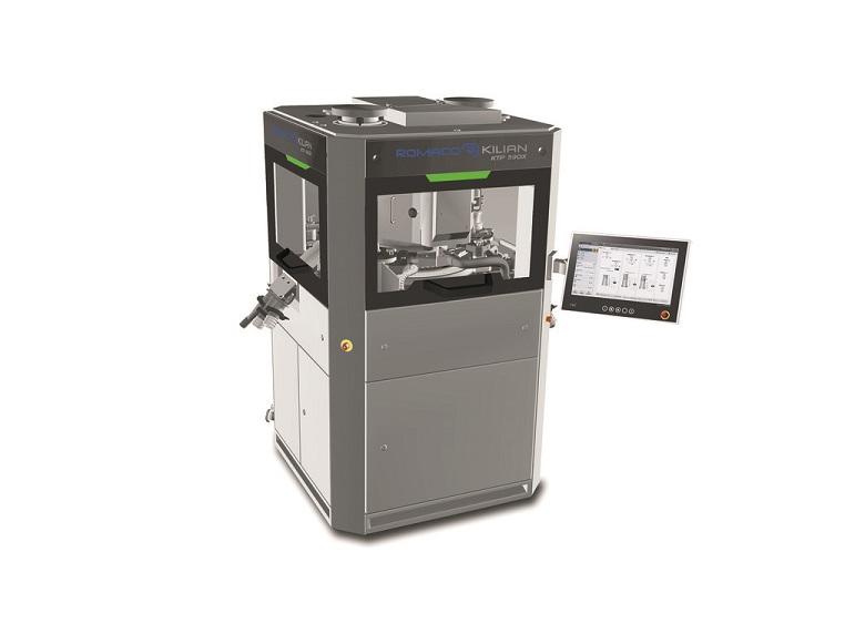 Einfachrundläuferpresse KTP 590X von Romaco Kilian.