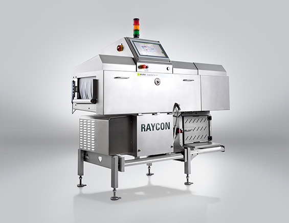 Produktinspektionssystem Raycon D+ von Sesotec