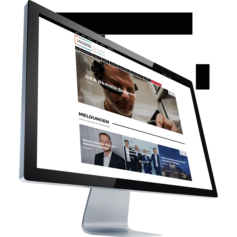 Das Online-Portal